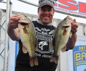 Jason Barnucz: Pure Fishing Ambassador and Fisheries Biologist  – Episode 6 – The One More Cast Show